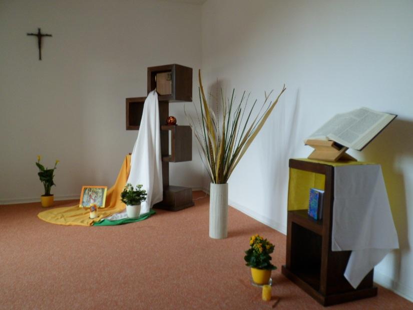 Kapelle Ostern 2015