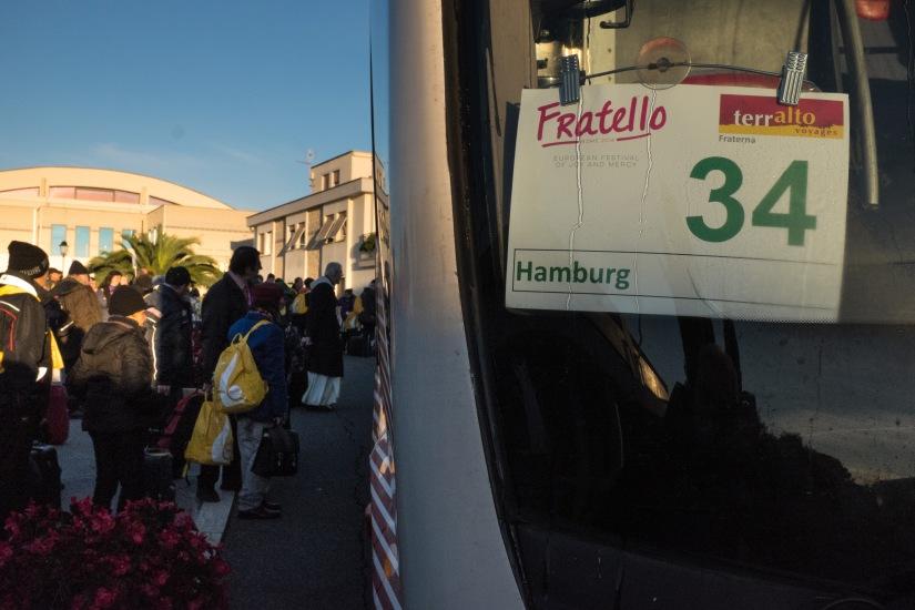 Wallfahrt nach Rom